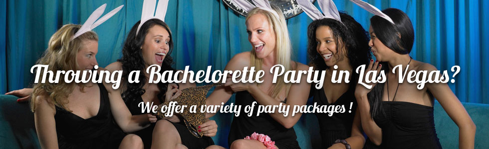 Bachelorette packages