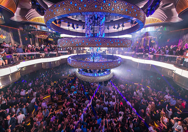 Omnia Nightclub Bachelorette Vegas