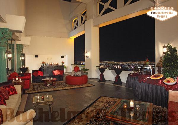Foundation Room Nightclub | Bachelorette Vegas