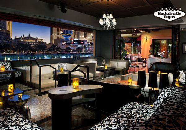 Hyde Lounge Bellagio Bachelorette Vegas