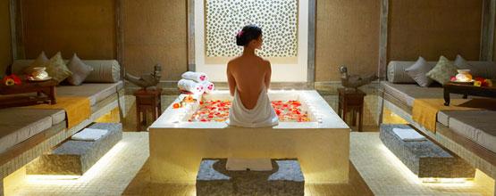 Spas for ladies spa guide bachelorette vegas for Pareti salone
